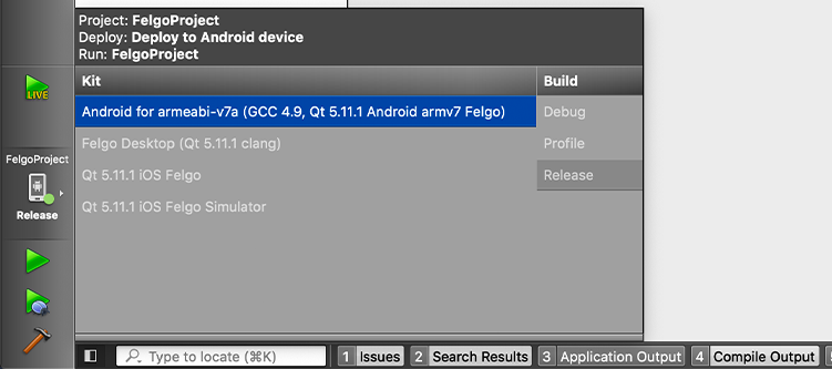 Deploying Felgo Games & Apps to Android | Felgo Documentation