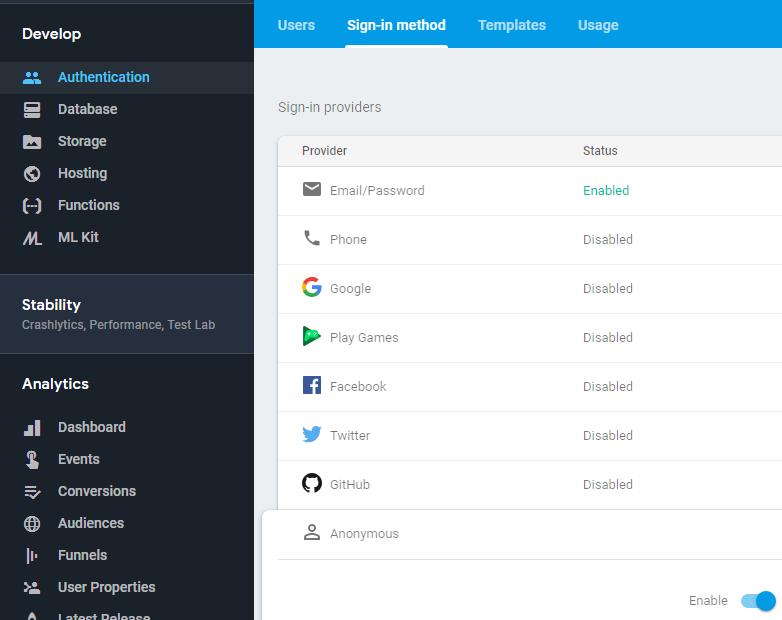 Firebase Plugin | Felgo Documentation