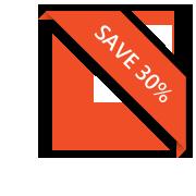 30% discount on Indie license