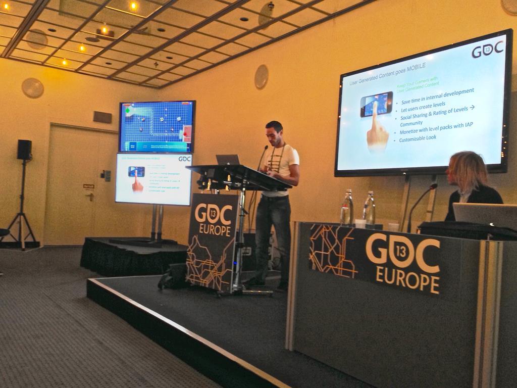 V-Play GDC Talk