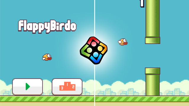 How to Quickly Make a Flappy Bird Game! Update for 2019