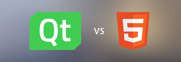 Qt vs  HTML5 for Cross-Platform Apps in 2019