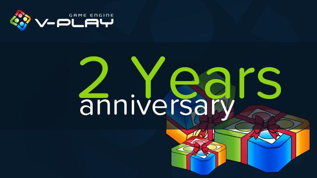 2-year Anniversary SALE