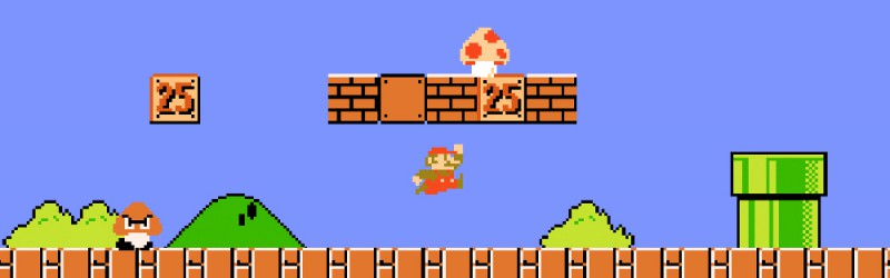 Make a Game Like Super Mario Bros!