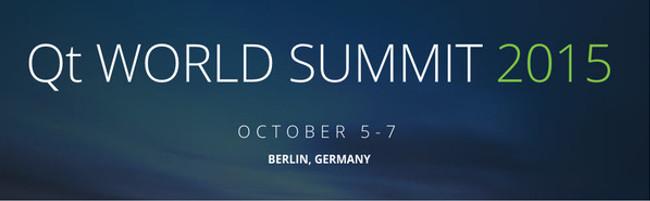 Qt-World-Summit-2015