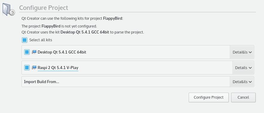 raspberry_pi_Configure Project