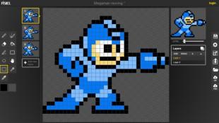 piskel art-how to make pixel art
