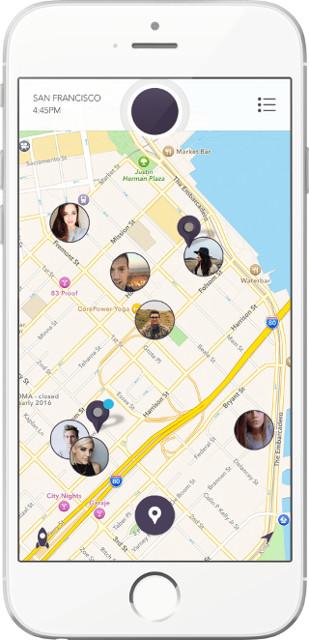 mobile UI design - IS app