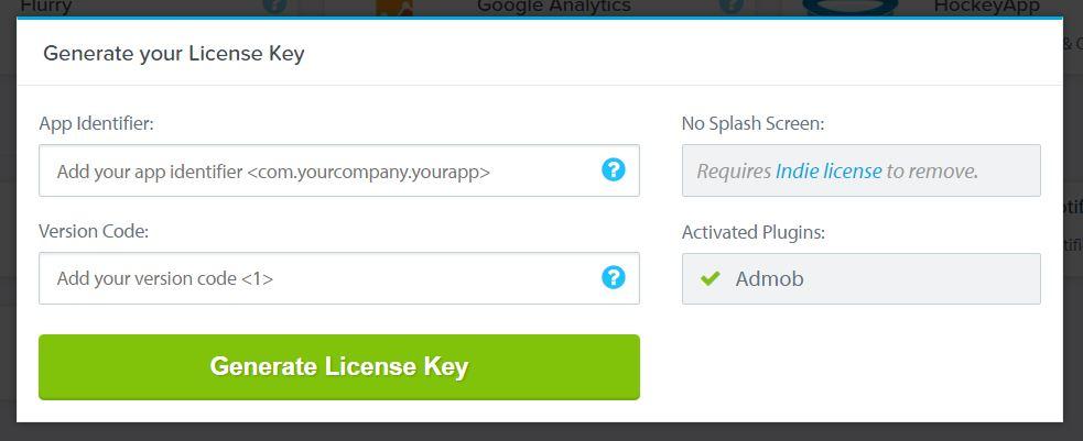 licensekey-app-identifier