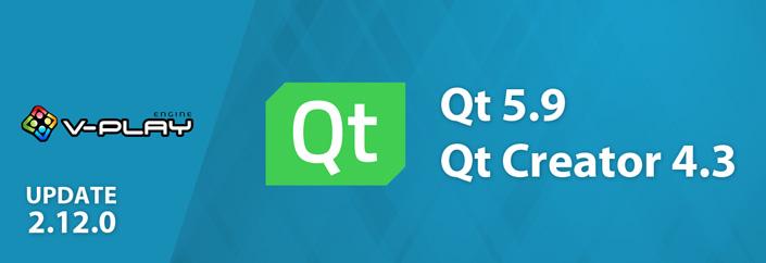 Release 2 12 0: Qt 5 9 & Qt Creator 4 3 Support - Update Now!