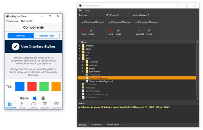 vplay-live-server-and-client-ui