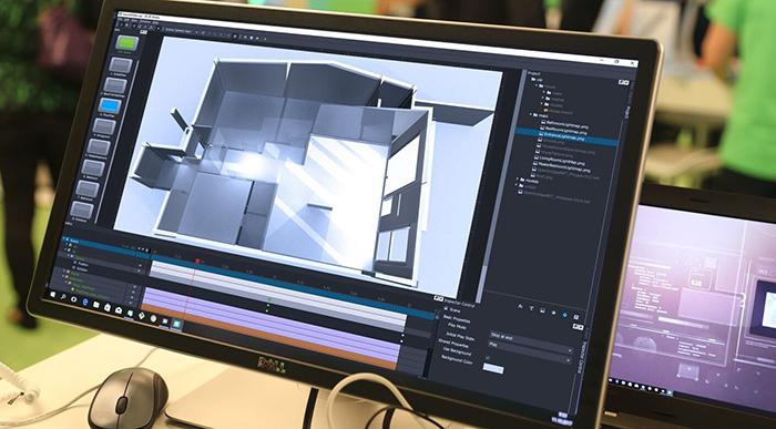 Qt 5.10 Qt 3D Studio