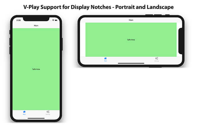 Tab and Navigation Bar - iPhone X Support