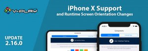 Release 2.16.0: iPhone X Support and Runtime Screen Orientation Changes