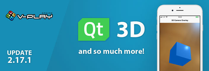 Release 2 17 1: Use Qt 3D with Live Reloading and Test