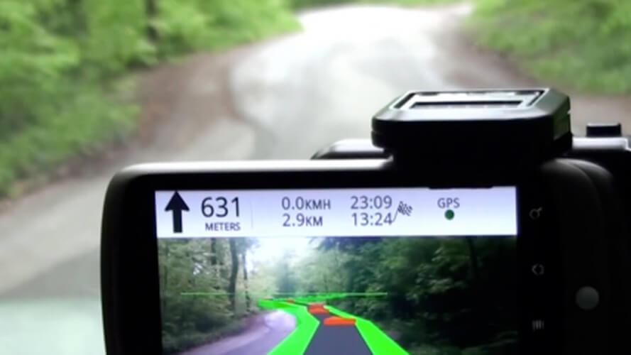 Wikitude Navigation
