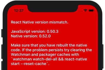 react-version-mismatch