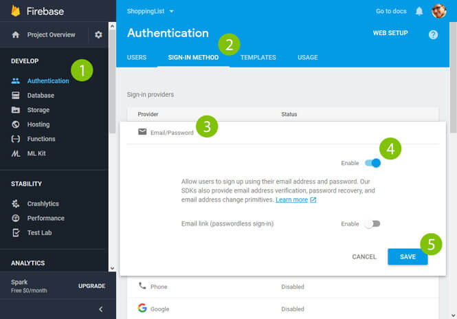 firebase-authentication-sign-in-provider
