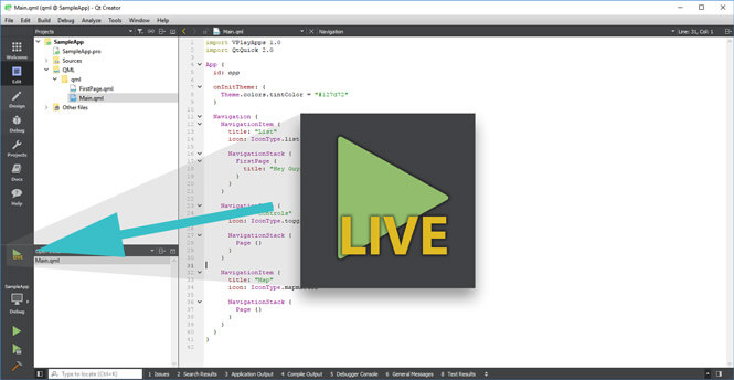 v-play-live-run-button