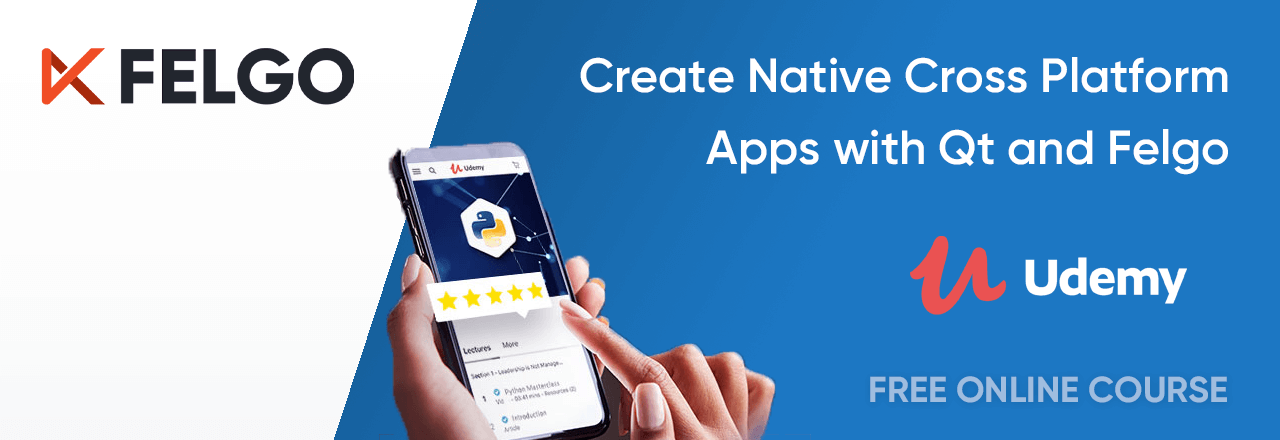 Create Native Mobile Apps with Qt and Felgo
